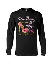Una reina-22-album heels-T5 Long Sleeve Tee thumbnail