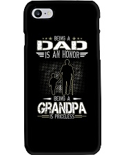 Being a Dad is an honor Phone Case thumbnail