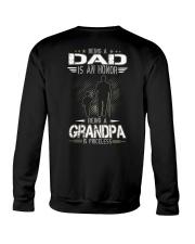 Being a Dad is an honor Crewneck Sweatshirt thumbnail