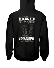 Being a Dad is an honor Hooded Sweatshirt thumbnail