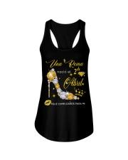 Una reina-2-album-yellow-T4 Ladies Flowy Tank thumbnail