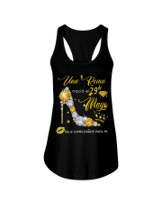 Una reina-29-album-yellow-T5 Ladies Flowy Tank thumbnail
