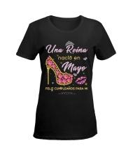 Una reina-T5 pxwin Ladies T-Shirt women-premium-crewneck-shirt-front