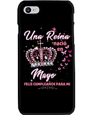 Una reina 8 -T5 fix Phone Case thumbnail
