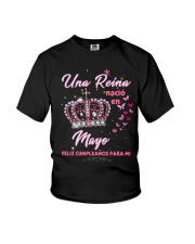 Una reina 8 -T5 fix Youth T-Shirt thumbnail