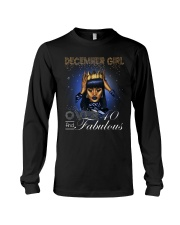 December girl over 40 and Fabulous-2-T12 Long Sleeve Tee thumbnail