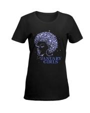 GIRLS - January Ladies T-Shirt women-premium-crewneck-shirt-front