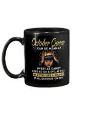 I can be mean AF-October-Mug Mug back