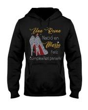 una reina-guoc doi-T3 fix Hooded Sweatshirt thumbnail