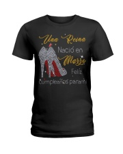 una reina-guoc doi-T3 fix Ladies T-Shirt thumbnail