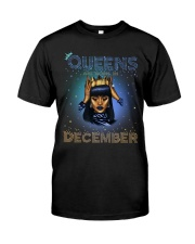 queen are born in-December Classic T-Shirt thumbnail