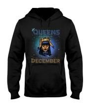 queen are born in-December Hooded Sweatshirt thumbnail