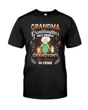 Grandma 4-US Classic T-Shirt thumbnail
