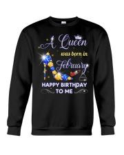 A Queen 12-T2 Crewneck Sweatshirt thumbnail