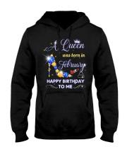 A Queen 12-T2 Hooded Sweatshirt thumbnail