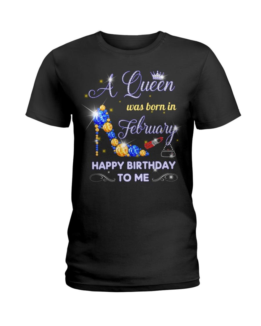 A Queen 12-T2 Ladies T-Shirt