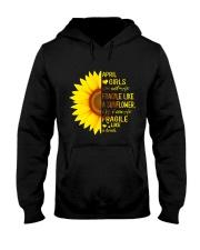 Bomb sunflower -T4 Hooded Sweatshirt thumbnail