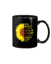 Bomb sunflower -T4 Mug thumbnail