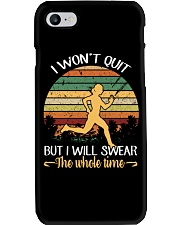 i won't quit Phone Case thumbnail
