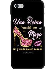 Una reina-001-album heels-T5 Phone Case thumbnail