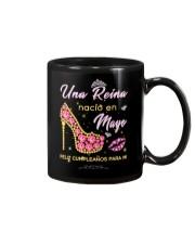 Una reina-001-album heels-T5 Mug thumbnail