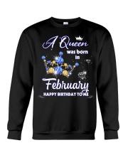 A Queen 11-T2 Crewneck Sweatshirt thumbnail