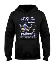 A Queen 11-T2 Hooded Sweatshirt thumbnail
