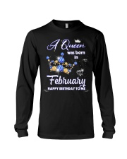 A Queen 11-T2 Long Sleeve Tee thumbnail