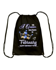 A Queen 11-T2 Drawstring Bag thumbnail