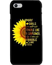 bomb sunflower-T5 Phone Case thumbnail