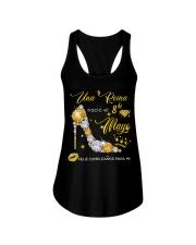 Una reina-8-album-yellow-T5 Ladies Flowy Tank thumbnail