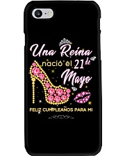 Una reina-21-album heels-T5 Phone Case thumbnail