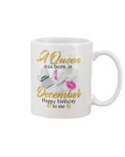 a queen was born in December 1-white-12 Mug thumbnail
