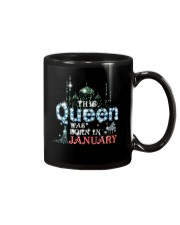 This Queen was born in 3 - January Mug thumbnail