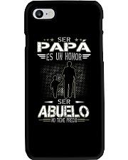 Ser papa es un honor 2 Phone Case thumbnail