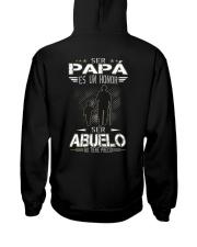 Ser papa es un honor 2 Hooded Sweatshirt thumbnail