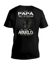 Ser papa es un honor 2 V-Neck T-Shirt thumbnail