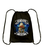 never underestimate PHAP-T3 Drawstring Bag thumbnail