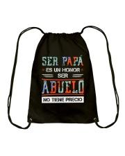 Grandpa Priceless 01 TBN Drawstring Bag thumbnail
