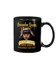 Queens are made out of brow sugar- November Mug tile