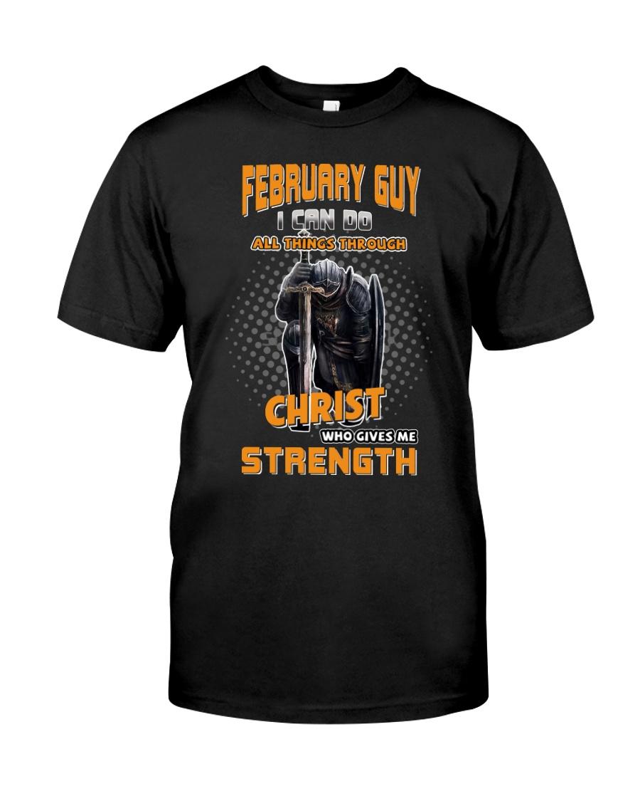 Strength guy-US-T2 Classic T-Shirt
