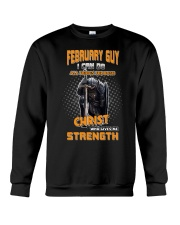 Strength guy-US-T2 Crewneck Sweatshirt thumbnail