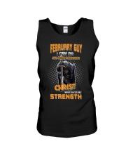 Strength guy-US-T2 Unisex Tank thumbnail
