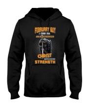 Strength guy-US-T2 Hooded Sweatshirt thumbnail