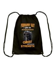 Strength guy-US-T2 Drawstring Bag thumbnail