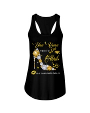 Una reina-17-album-yellow-T4 Ladies Flowy Tank thumbnail