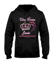 Una reina 8-T6 fix Hooded Sweatshirt thumbnail