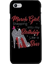 Stepping into my birthday-T3 Phone Case thumbnail