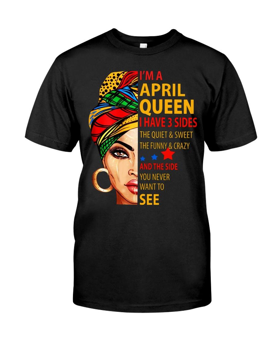 3 sides-02-T4 Classic T-Shirt