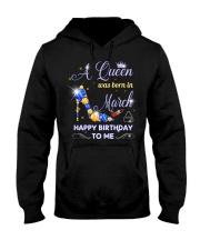 A Queen 12-T3 Hooded Sweatshirt thumbnail